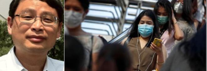 Coronavirus, l'esperto: «Troppo tardi per contenere l'epidemia, da Wuhan cinque milioni di persone in viaggio nel mondo»