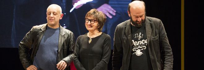 Giuseppe Montesano, Donatella Di Pietrantonio, Davide Rondoni