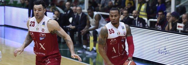Milano, un'altra sconfitta al Forum: Barcellona vince 90-85