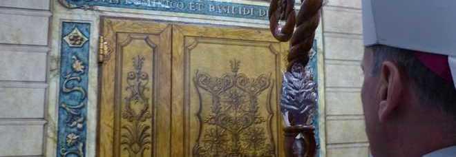 Giubileo, aperta Porta Santa nella Casa Circondariale di Cassino
