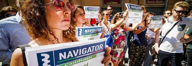 Il fiasco dei navigator campani: penultimi nel trovare lavoro