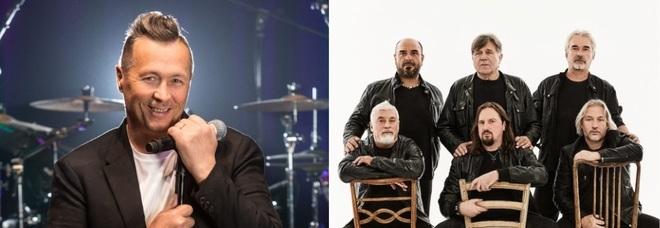 """I Nomadi e Paolo Belli, una canzone per tenere """"Fuori la paura"""": «Speriamo sia di buon auspicio». E il ricavato va alla ricerca per il Covid-19"""