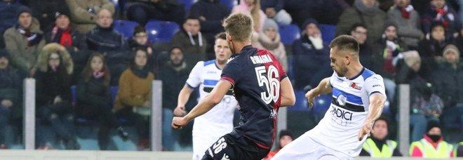 Cagliari-Atalanta 0-2: decidono Zapata e Pasalic, Gasperini nei quarti sfiderà la Juventus