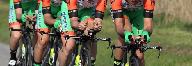 Giro d'Italia, doping confermato per Pirazzi e Ruffoni. La Bardiani CSF avvia procedura licenziamento immediato