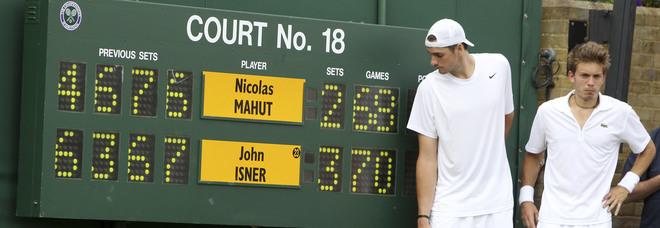 Rivoluzione Wimbledon, tie break al quinto set: «Ma solo dal 12-12». Salvo il record del 2010