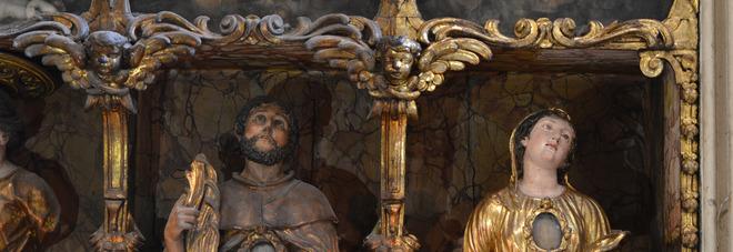 Reliquiari del Gesù Nuovo
