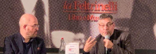 Andrea Vianello dopo l'ictus: «Non voglio smettere di sentirmi felice nel mondo»
