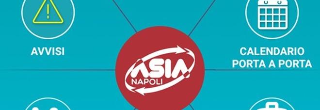 Calendario Raccolta Differenziata Napoli.Asia Napoli Lancia La Nuova App Per La Raccolta
