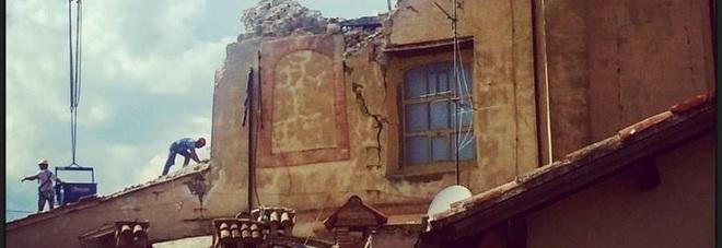 Chiese danneggiate dal terremoto: in arrivo 175 milioni nelle Marche