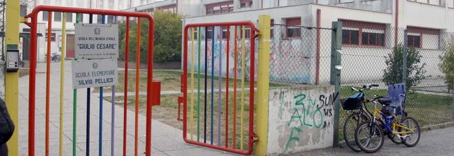 La scuola primaria Silvio Pellico di Mestre in via Kolbe