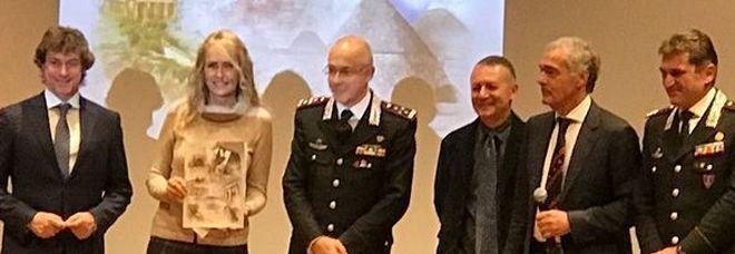 Calendario Carabinieri.Carabinieri Presentato Il Calendario 2019 Il Generale
