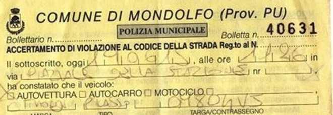 """""""Multati alla stazione con i turisti Meglio evitare il mare a Marotta"""""""