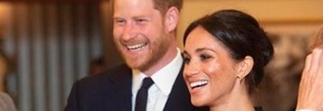 Meghan Markle si lascia scappare il nomignolo con cui chiama in intimità il principe Harry, imbarazzo in pubblico