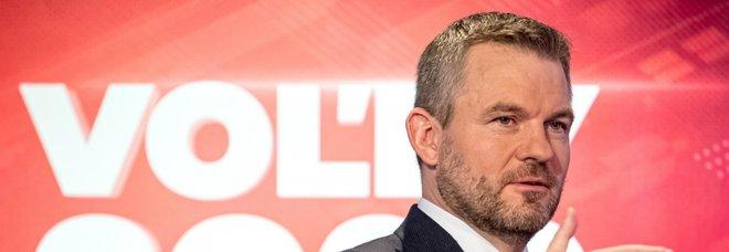 Il premier slovacco Pellegrini ricoverato d'urgenza per infezione alle vie respiratorie
