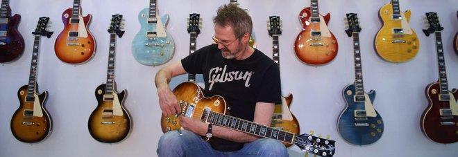 Gibson rischia la bancarotta: il triste declino delle chitarre di Elvis e Jimi Hendrix