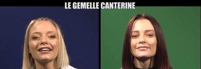 Le Donatella a Le Iene, l'intervista doppia: «La nostra prima volta? L'abbiamo fatto la stessa sera»