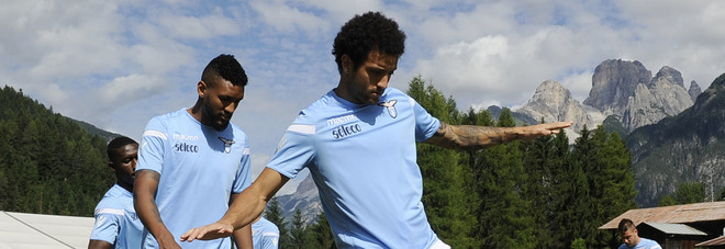 Lazio, rissa in allenamento: tensione tra Hoedt, Felipe Anderson e Wallace