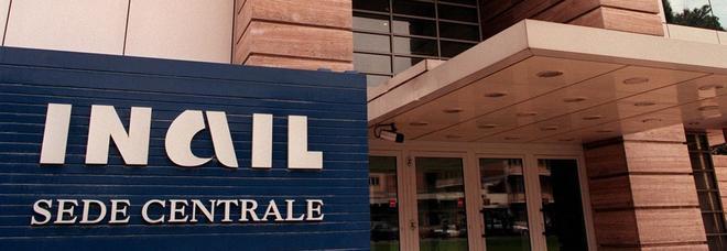 La sede centrale dell'Inail
