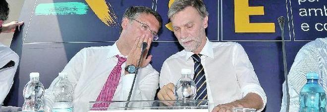 Il Ministro delle Infrastrutture e dei Trasporti, Graziano Delrio