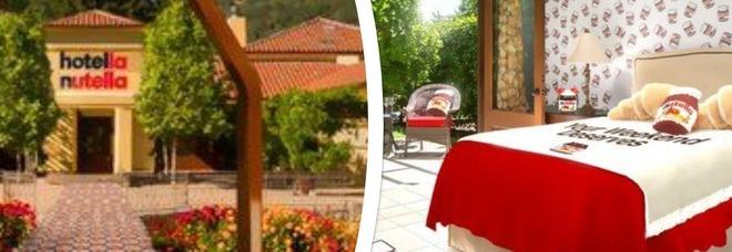 Hotella Nutella, nasce il primo albergo a tema: ecco il 'Paradiso' dei golosi
