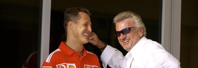 Schumacher, l'ex manager accusa la moglie: «Non me lo fa vedere, forse ha paura che dica la verità»