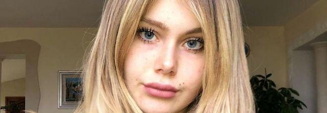 Jasmine Carrisi, 18 anni