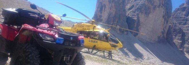Muore escursionista veronese, malore fatale sulle Dolomiti di Sesto