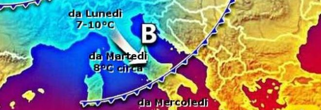 Arriva la burrasca di Ferragosto: temporali al Nord già da oggi Crollo termico