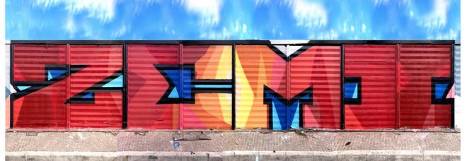 Zemi Day: una graffity jam per supportare il writer partenopeo