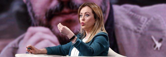 Giorgia Meloni gela Salvini: «La citofonata? Io non lo avrei fatto»