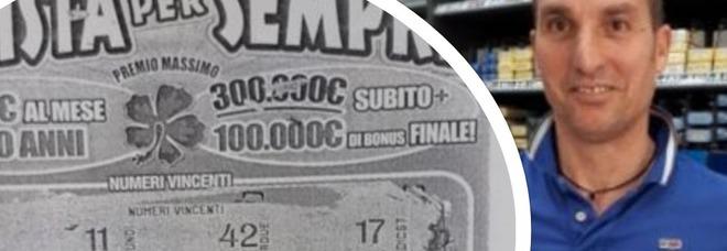 Turista per sempre, gratta e vince un milione e mezzo di euro
