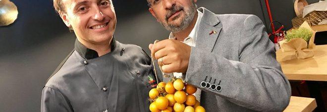 Antonio Troncone e Giuseppe Orefice