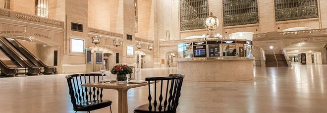 San Valentino alla Grand Central Station di New York: il concorso per un 14 febbraio da film