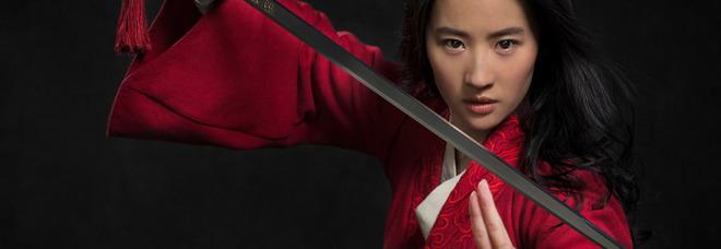 Yifei Liu nei panni di Mulan