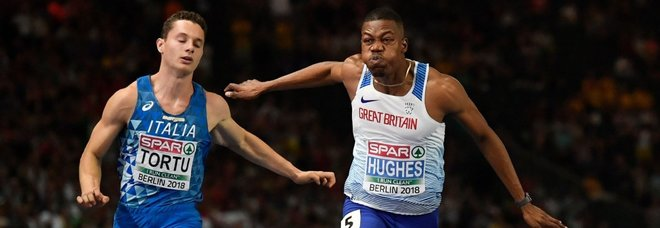 Atletica, Europei: squalificata la staffetta azzurra per un cambio errato