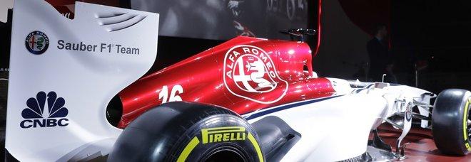La Sauber cambia nome e logo: diventa Alfa Romeo Racing