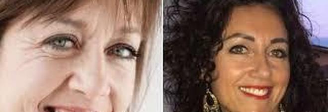 Da sinistra Maura e Simona Viceconte