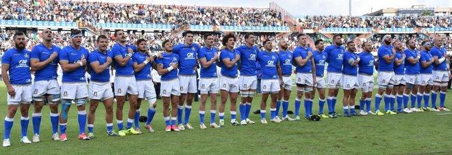 Rugby, gli azzurri non cambiano per sfidare l'Argentina: il ct O'Shea conferma il XV che ha battuto le Fiji