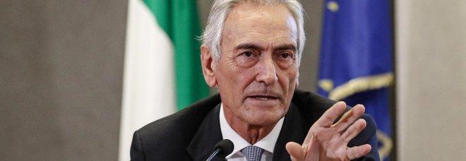 Figc, la proposta di Gravina: «Playoff e playout in Serie A». Poi bacchetta la B