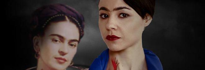"""Alessia Navarro al Quirino interpreta Frida: """"Un esempio per le donne di oggi"""""""