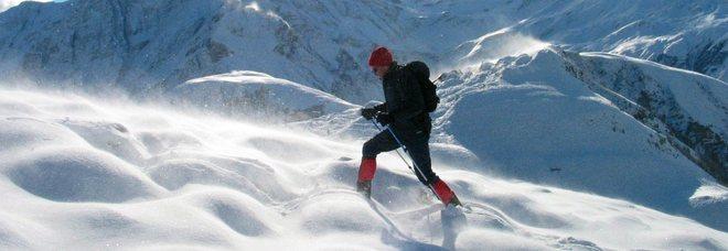Meteo. Torna la neve in Veneto. Poi arriva il vento con raffiche di Foehn