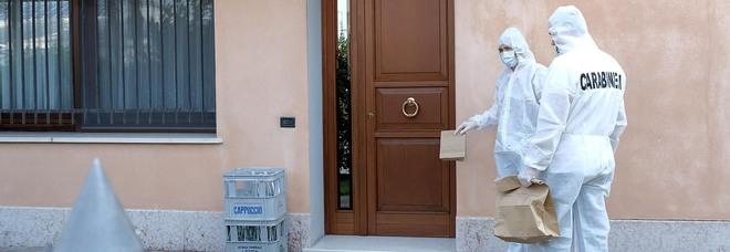 La perquisizione a Cittadella