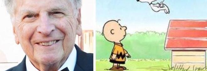 È morto Lee Mendelson, il produttore dei famosissimi Peanuts: da tempo lottava contro il cancro ai polmoni