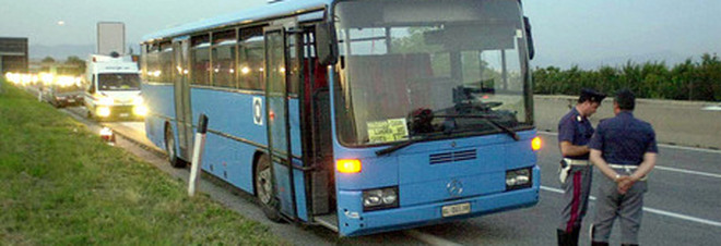 Autista barese aggredita sul bus, salvata spray urticante