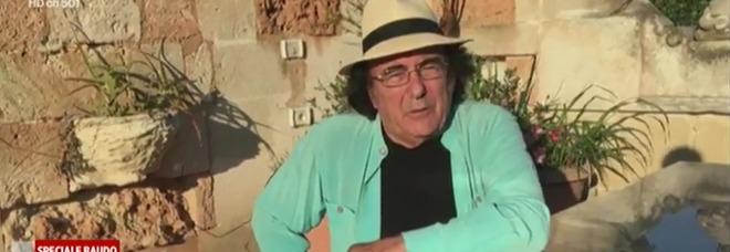 Pippo Baudo, gli auguri di Al Bano: «Sei sempre stato un faro»