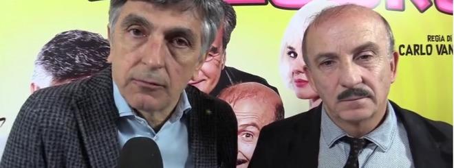 """Salemme e Buccirosso in """"Caccia al tesoro"""": «Noi come Totò e Peppino»"""