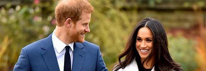 Meghan Markle e il principe Harry (Instagram)