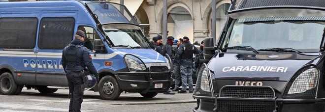 Rinforzi al Veneto: 206 carabinieri e 127 poliziotti a Venezia, Padova e Verona