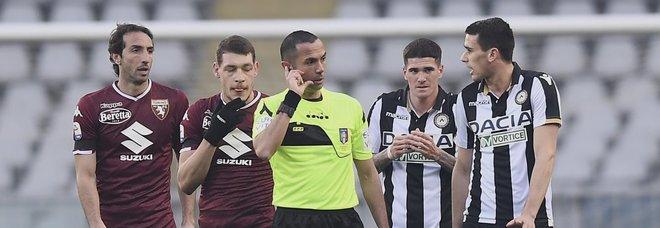 Sirigu e la Var salvano il Torino: Udinese sconfitta 1-0