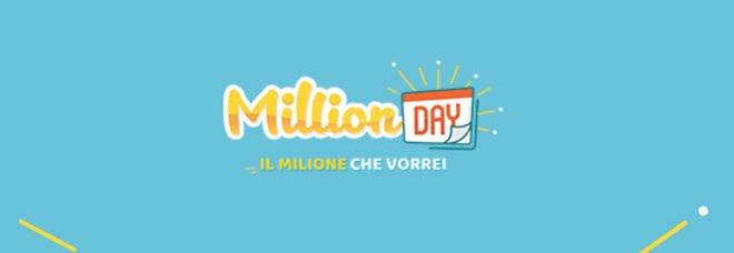 Million Day, estrazione di oggi domenica 10 febbraio 2019: i numeri vincenti
